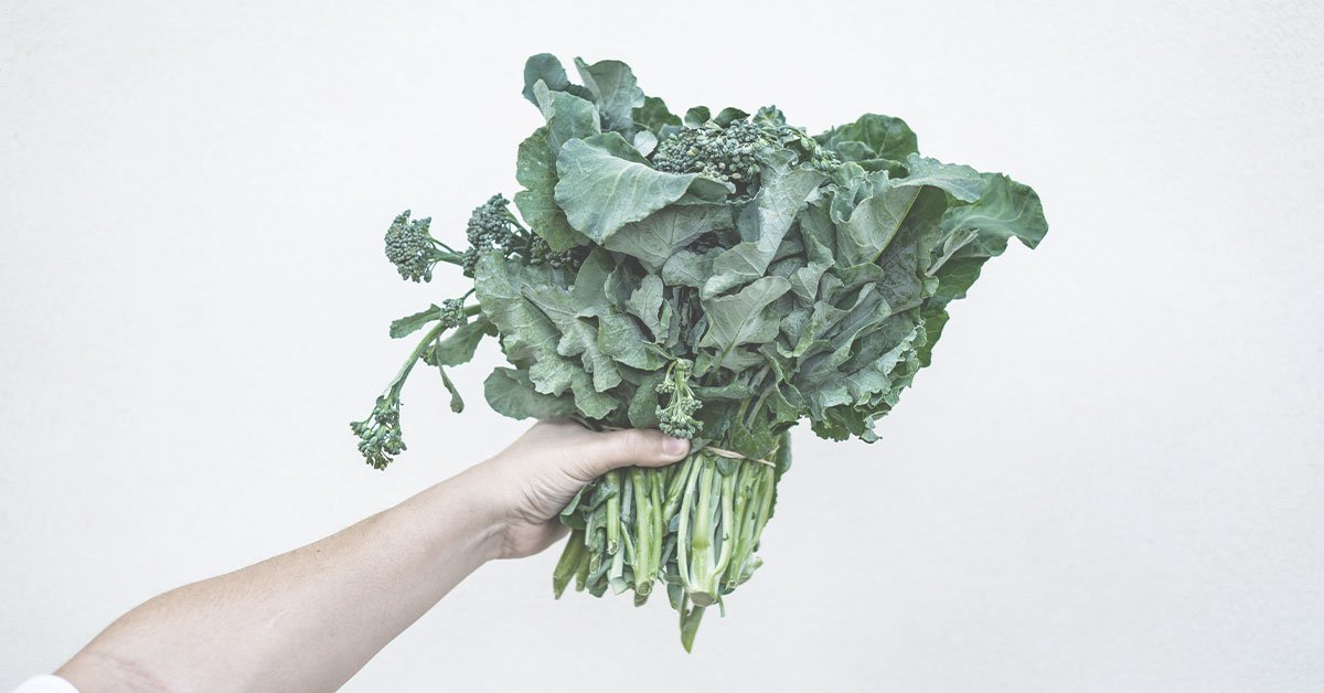 arm-holding-bunch-of-kale