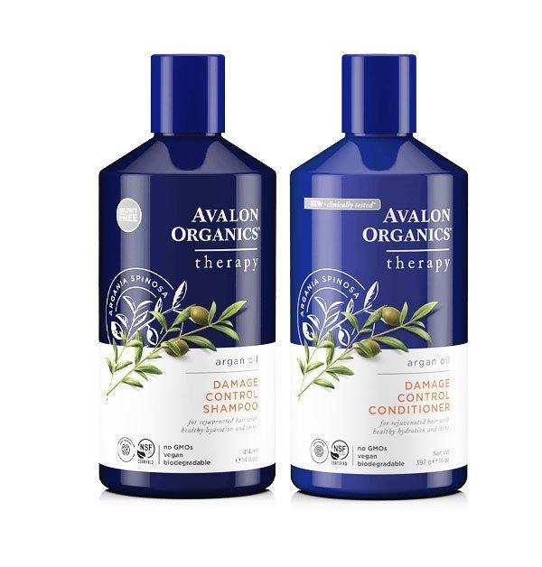 avalon-organics-damage-shampoo-conditioner