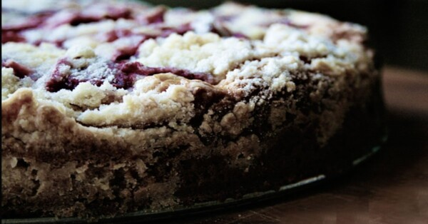 strawberry-coffee-cake