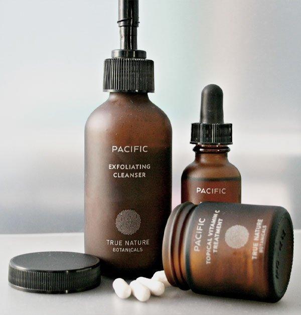 true-botanicals-skincare products